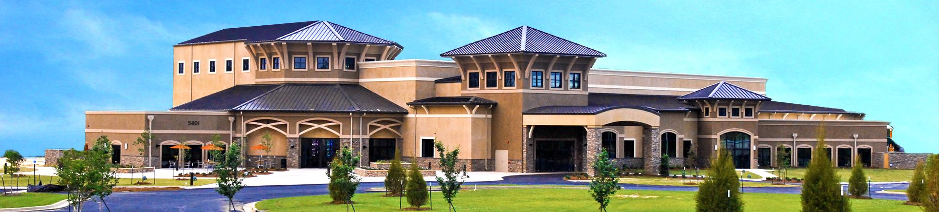 Churches by Daniels - Church Construction