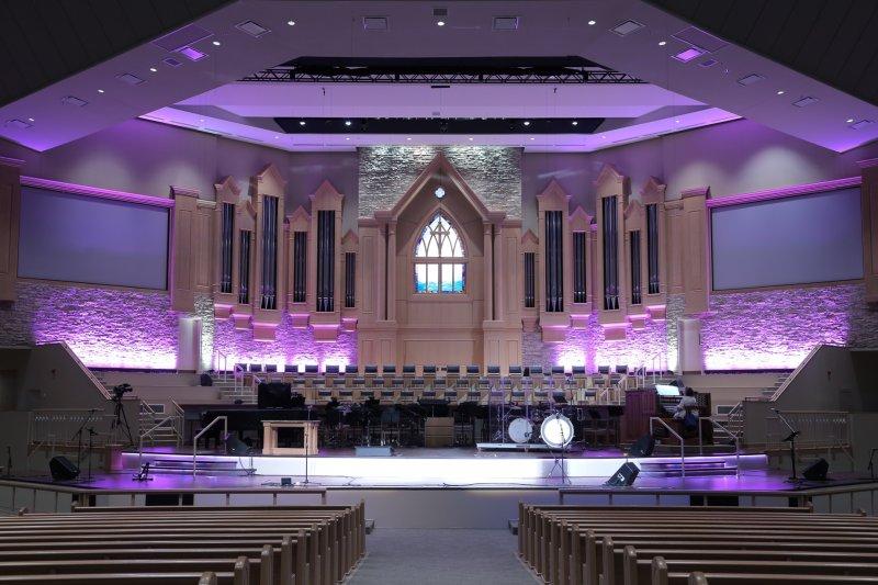 Asbury United Methodist Church Portfolio Churches By Daniels