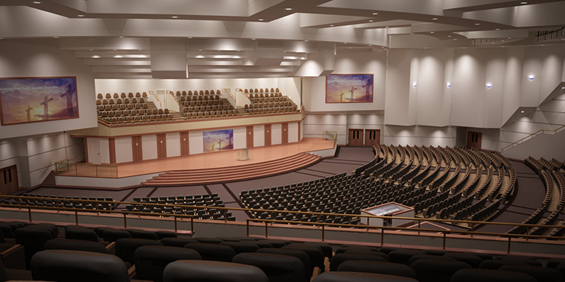 Harvest Life Changers Church Portfolio Churches By Daniels