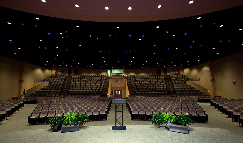Winter Haven Worship Center Portfolio Churches By Daniels