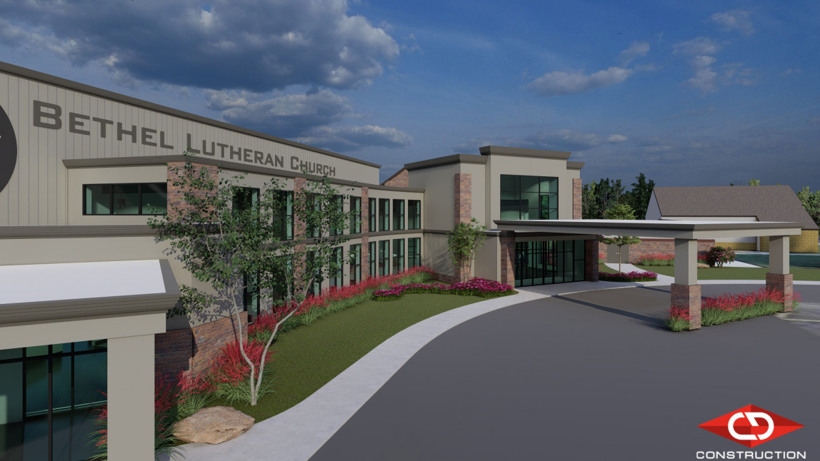 Bethel Lutheran Church Construction