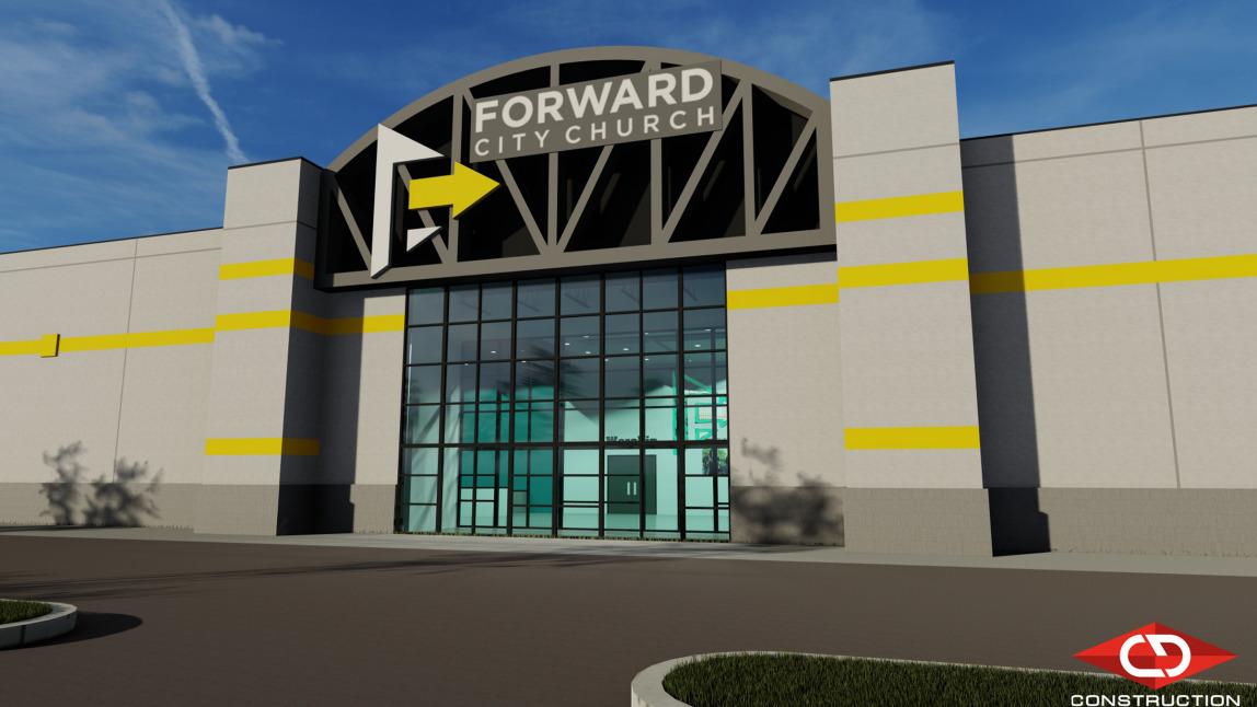 Forward City Church   Columbia, SC