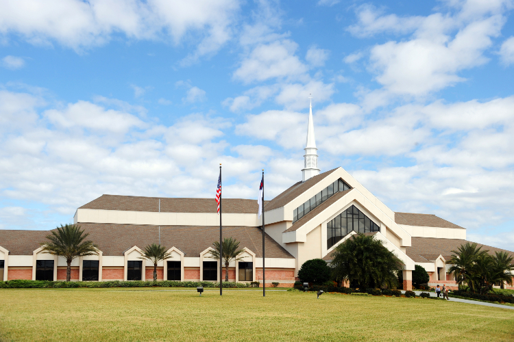Mega Church Construction
