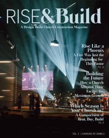 Rise & Build Magazine 2021