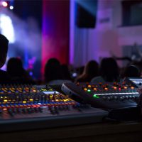 Audio Visuals in Church Building Project