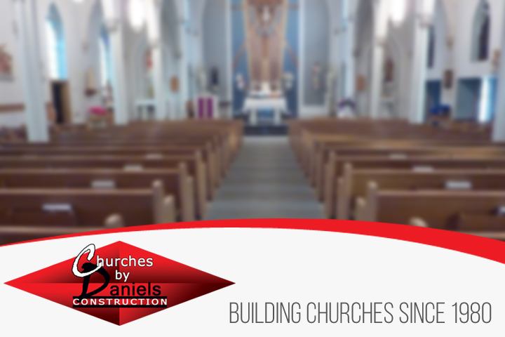 building churches since 1980